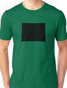 American State of Wyoming Unisex T-Shirt