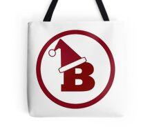 B.O.L.D Christmas Theme Tote Bag