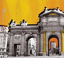 Alcalá a Color by RudolphBlackArt