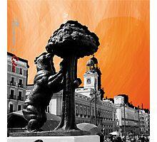 Puerta del Sol a Color Photographic Print