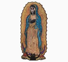 Virgin de Guadalupe by Ryan Conners