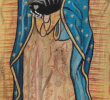 Virgin de Guadalupe Sticker