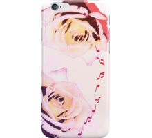 Music  Of  Rose iPhone Case/Skin