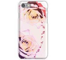 Music  Of  Rose iPhone Case/Skin