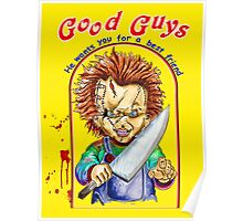 chucky- childs play Poster