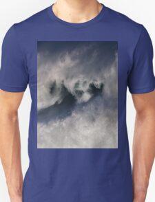 Monster Waves At Waimea Bay .2 Unisex T-Shirt