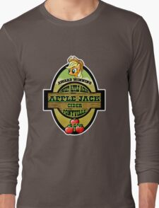 Apple Jack Cider Long Sleeve T-Shirt