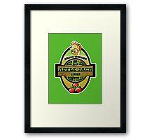 Apple Jack Cider Framed Print