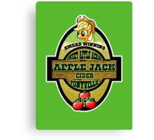 Apple Jack Cider Canvas Print