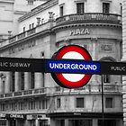 Going Underground by Graham Ettridge