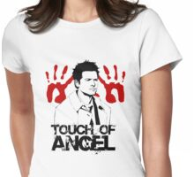 Touch ♥ Womens Fitted T-Shirt