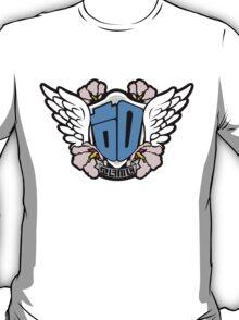 SNSD: I Got A Boy - Emblem(Hyoyeon) T-Shirt