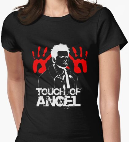 Touch ♥ 2 Womens Fitted T-Shirt