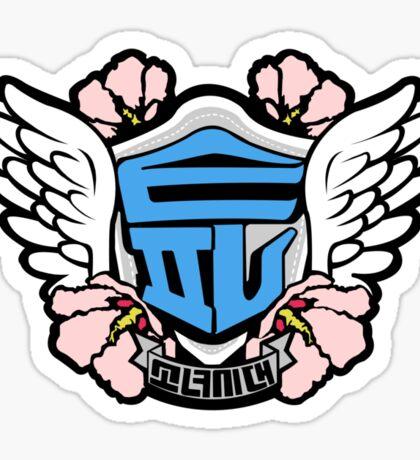 SNSD: I Got A Boy - Emblem(Tiffany) Sticker