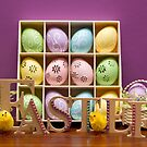 Easter by MissFrosty