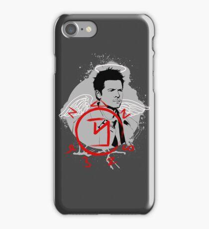 Castiel ♥ iPhone Case/Skin