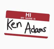Ken Adams by iliketrees