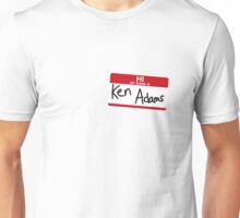Ken Adams Unisex T-Shirt