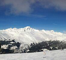 Mont Blanc by Geoffrey Fighiera