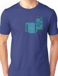 Arduino Xbee Libellium Shield Unisex T-Shirt