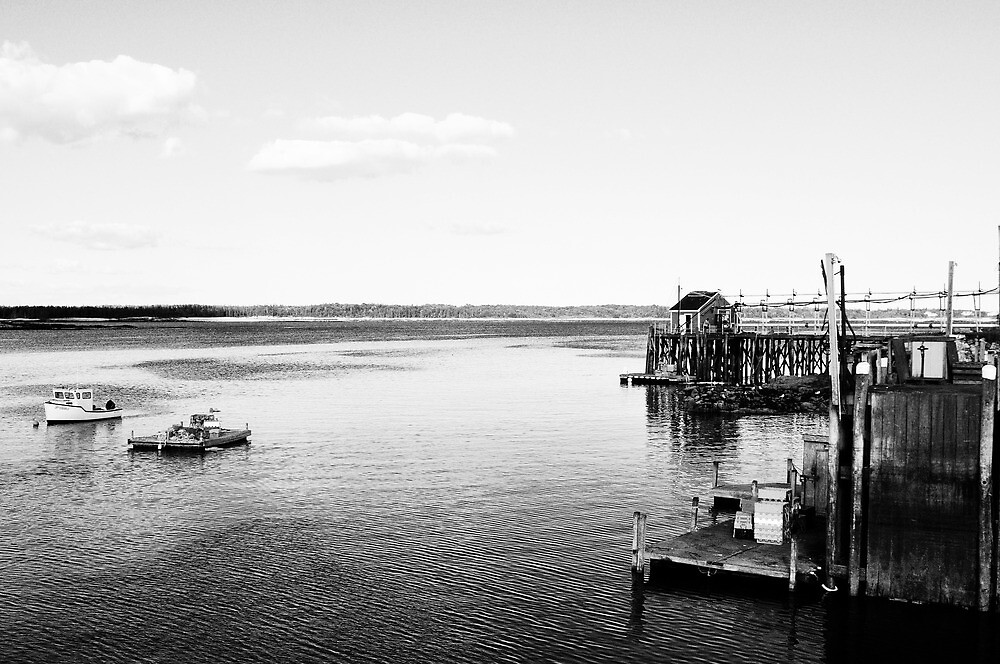 Prospect, Maine by fauselr
