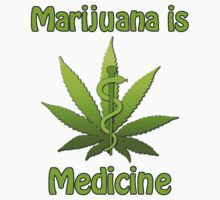 Marijuana is Medicine by reggae-paradise