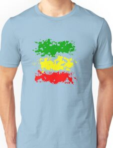 Big Reggae Splashes Unisex T-Shirt