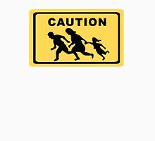 Running Family / Running Immigrants Sign Unisex T-Shirt
