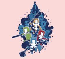 Crashers One Piece - Short Sleeve