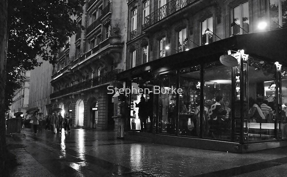 Paris Life by Stephen Burke