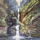 St Nectan's Glen by Joe Trodden