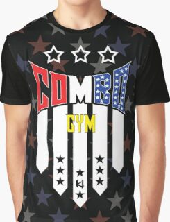 TJ COMBO - Gym Graphic T-Shirt