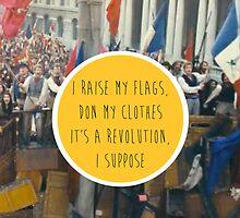 Revolution by xminorityx