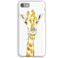 Giraffe iPhone Case iPhone Case/Skin