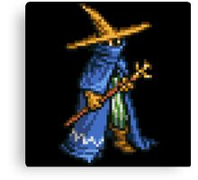 Black Mage boss sprite - FFRK - Final Fantasy Record Keeper Canvas Print