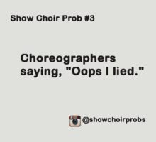 Show Choir Prob #3 by ShowChoirProb