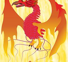 Phoenix by AcidRaen