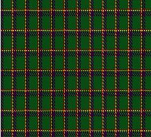 00970 Wilson's No. 192 Fashion Tartan Fabric Print Iphone Case by Detnecs2013