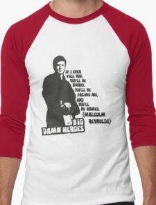 Big Damn Heroes: Mal Men's Baseball ¾ T-Shirt