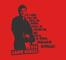 Big Damn Heroes: Mal T-Shirt