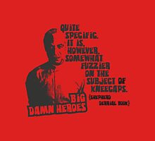 Big Damn Heroes: Book Unisex T-Shirt