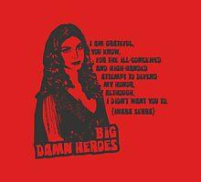 Big Damn Heroes: Inara Unisex T-Shirt