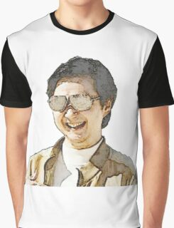 Mr. Chow Graphic T-Shirt