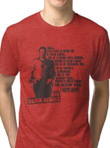 Big Damn Heroes: Jayne Tri-blend T-Shirt