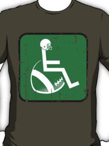 Handicapable Sports: Football T-Shirt