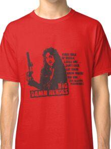 Big Damn Heroes: Zoe Classic T-Shirt