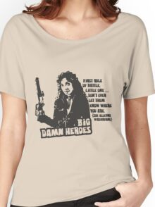 Big Damn Heroes: Zoe Women's Relaxed Fit T-Shirt