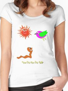 How Do You Do That T-shirt Women's Fitted Scoop T-Shirt