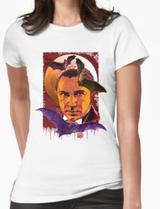 Blood and Roses Womens Fitted T-Shirt