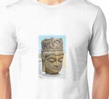 Buddha Head Unisex T-Shirt